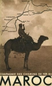 morocco-travel-poster