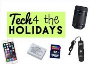 Get A Terrific Tech Gift For Everyone (And We DO Mean, Everyone)