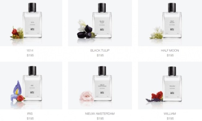 atelier bloom fragrances