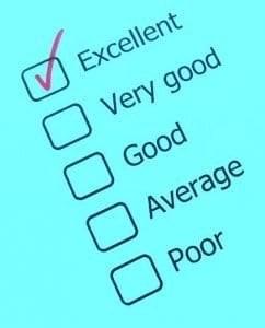 question 8 believe ocnsumer reviews?