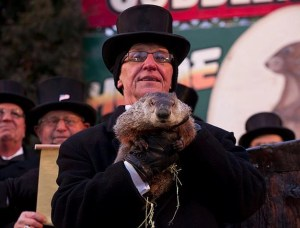 Will It Be Winter Winter Or Soon Be More Like May? Happy Groundhog Day!