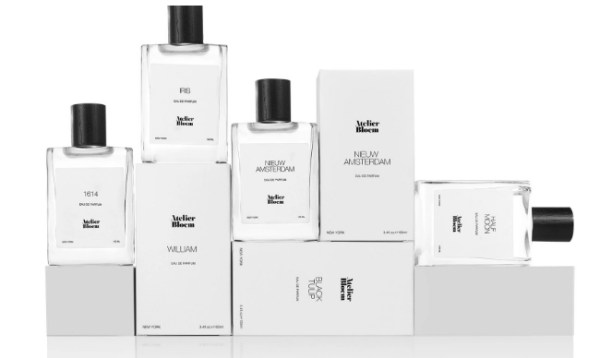 Go Dutch! Atelier Bloem fragrances channel a Dutch flower market!