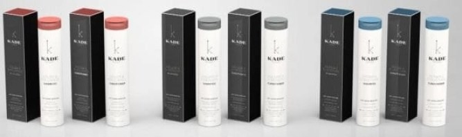 kade haircare collection one is for dry hair
