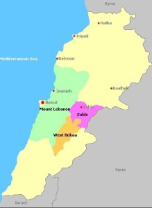 Make Wine Not War A Lebanese Obeidy Wine Review