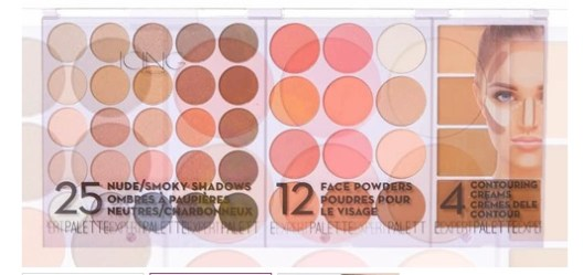 the icing expert face palette