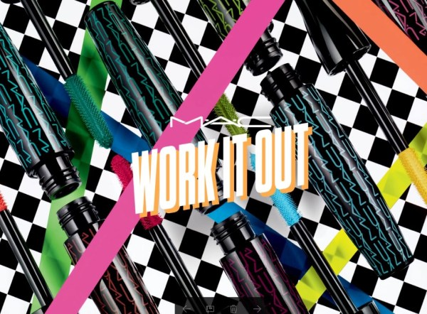 """""""Work It Out"""" is M.A.C. Cosmetics' Brightest and Best Color Cosmetics Collection for 2017"""