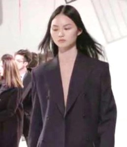 Backstage Beauty Calvin Klein Fall/Winter Hair Looks by Guido for Redken
