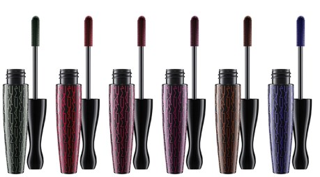 mac cosmetics work it out collection mascaras 1