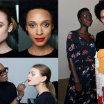 NYFW SS17 Backstage Beauty Report from NARS Cosmetics Thakoon,  Adeam and Novis