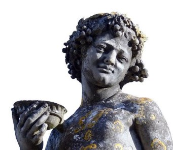 Bacchus, Roman God of Wine