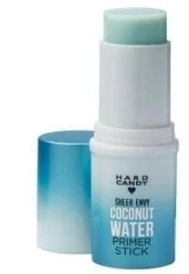 hard candy sheer envy coconut water primer stick
