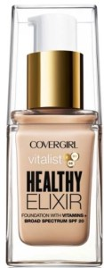 cover girl vitalist healthy elixer foundation