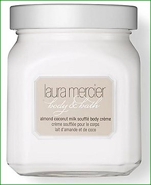 laura mercier body and bath almond coconut milk souffle body creme