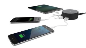 my charge power extend showing items charging