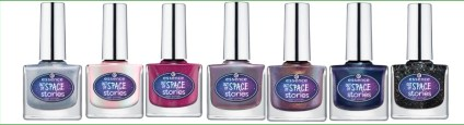 essence out of space stories nail polish collection
