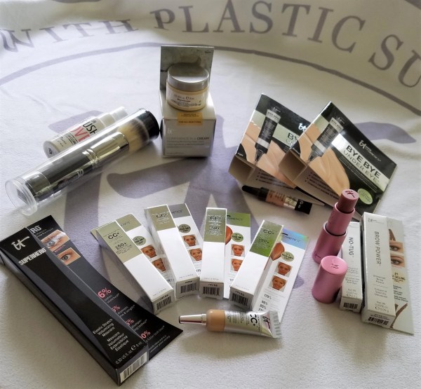 it cosmetics minis 1