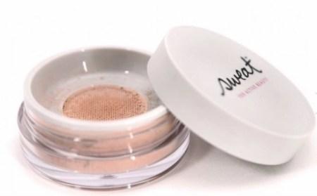 sweat cosmetics shade 100