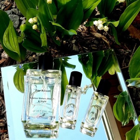 my WAFT fragrance was a fresh floral with lily of the valley
