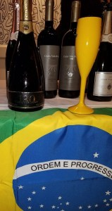 sparkling wines from Brazil