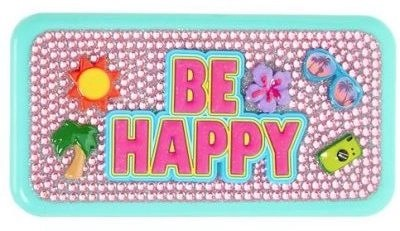 be happy summer phone case makeup kit claires