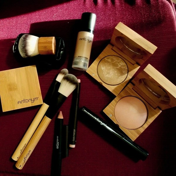 Antonym Makeup is EcoCert, Natural, Organic Excellent Beautiful and Eco-Luxe!