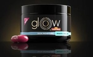 glow skin moisture hail & nails by nature made
