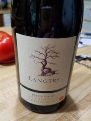 langtry wine