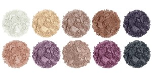 models own eye shadow vintage rose colors