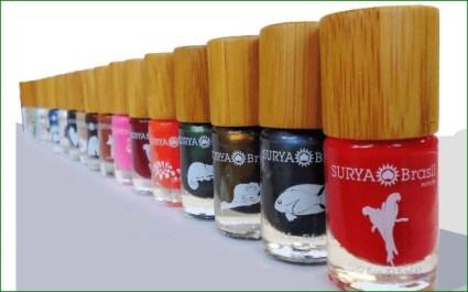 surya brasil exotic animals nail lacquer