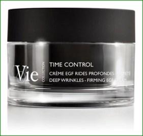vie time EGF control cream skin care