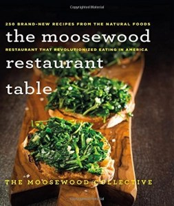 book the Moosewood Restaurant Table