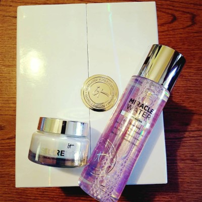 it cosmetics secret sauce and miracle water