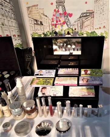 vendome paris beaute display at IBE