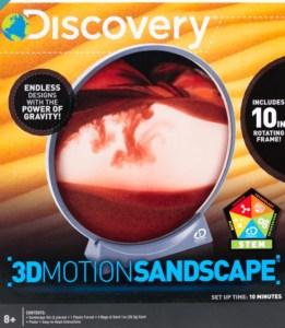 Discovery 3DMotion Sandscape box