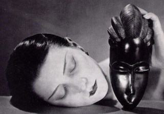 Man Ray Noire et Blanche 1926 copyright man ray