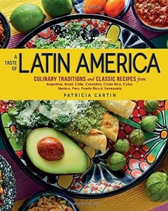 book a taste of latin america