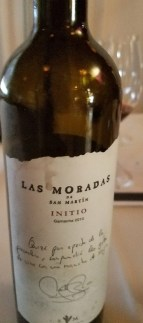 grenache wine las moradas