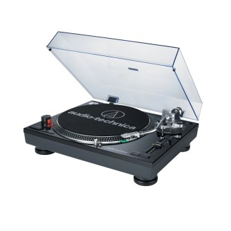 audio technica ubs direcct drive turnable AT-LP120BK-USB