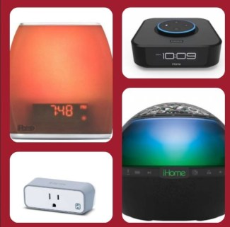 Device Review:  Put These Astounding iHome Devices on Your Gift List
