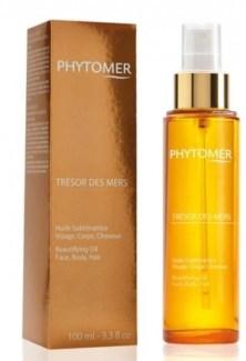 Phytomer Tresor de Mers dry oil