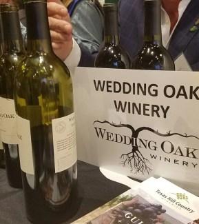 wedding oak winery TEXAS