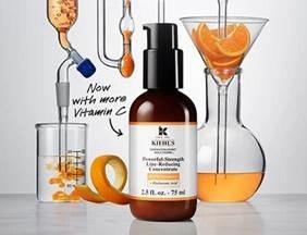 Kiehl's Re-formulated Serum Kicks Ass With Vitamin C & Hylauronic Acid