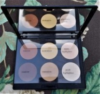 gift idea your best friend YBF cosmetics blinged out contour compact