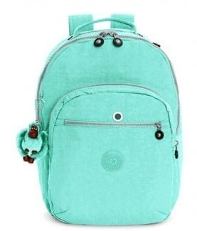 mothers day gift idea from Kipling kipling seoul backpack in teal for her