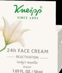 24 hour reactivation cream from Kniepp