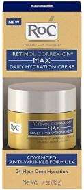 retinol budget beauty roc max hydration creme