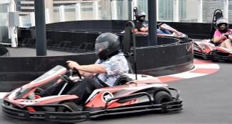 NCL racetrack