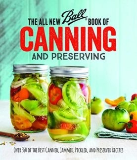 book cover the all new ball book of canning and preserving stock cover from amazon
