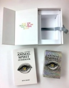 book cover the wild unknown animal spirit deck & guide gift idea