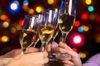 By Konstantin Chagin Royalty-free stock photo ID: 116249095 Image of people hands with crystal glasses full of champagne
